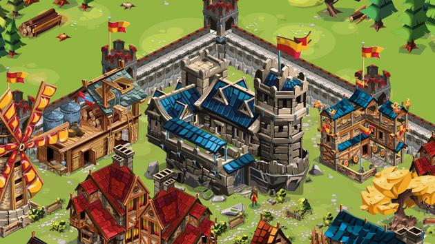 Goodgame Empire: Kostenloses Browser-Spiel erhält Ladenversion
