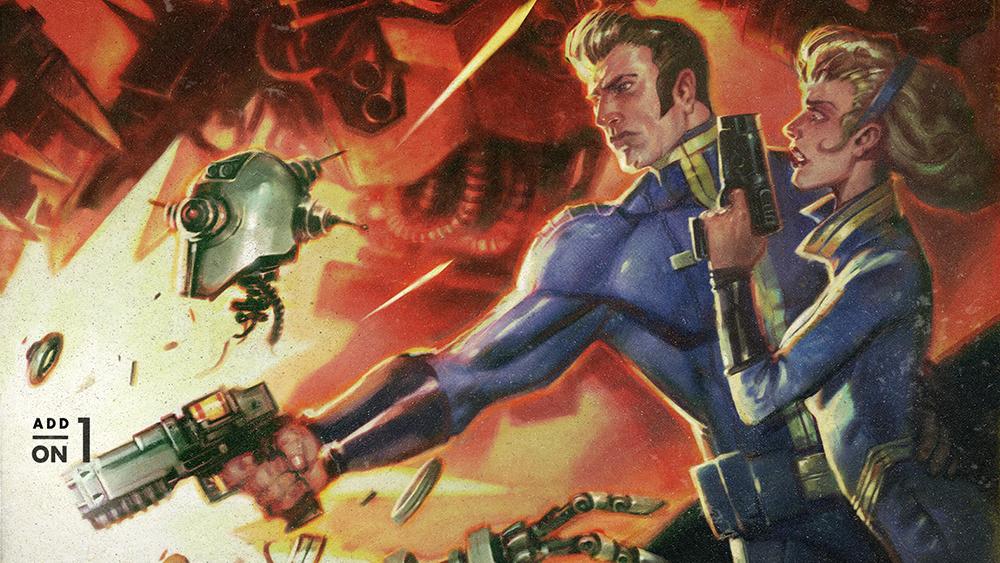 """Erscheinungstermin: """"Automatron""""-DLC für Fallout 4 kommt am 22. März"""