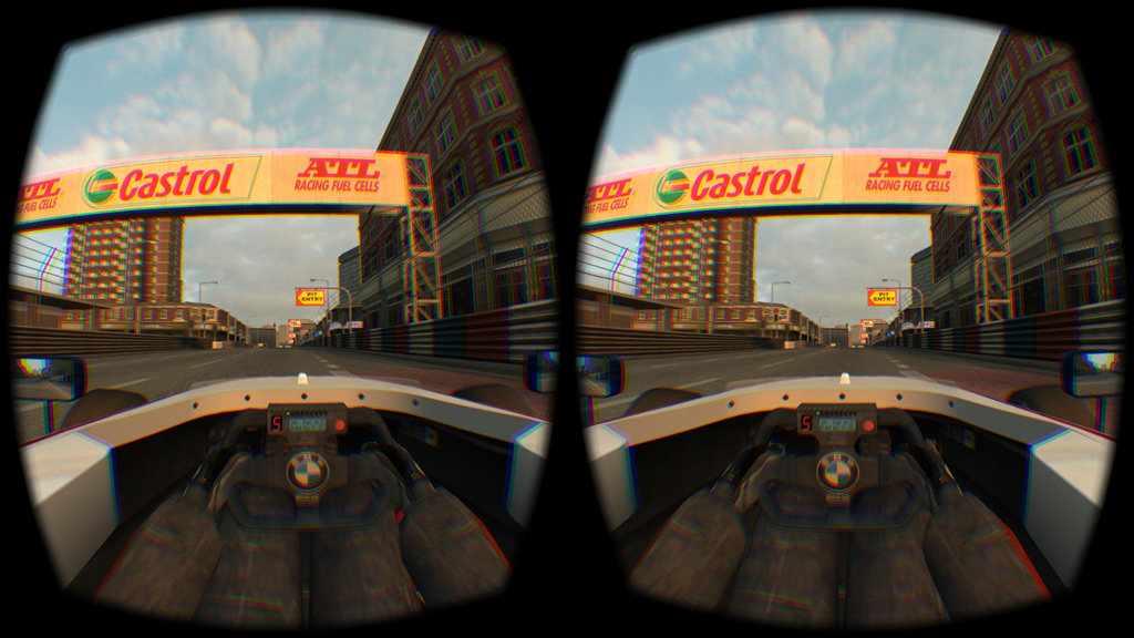 Live for Speed – Oculus Rift (Screenshot)