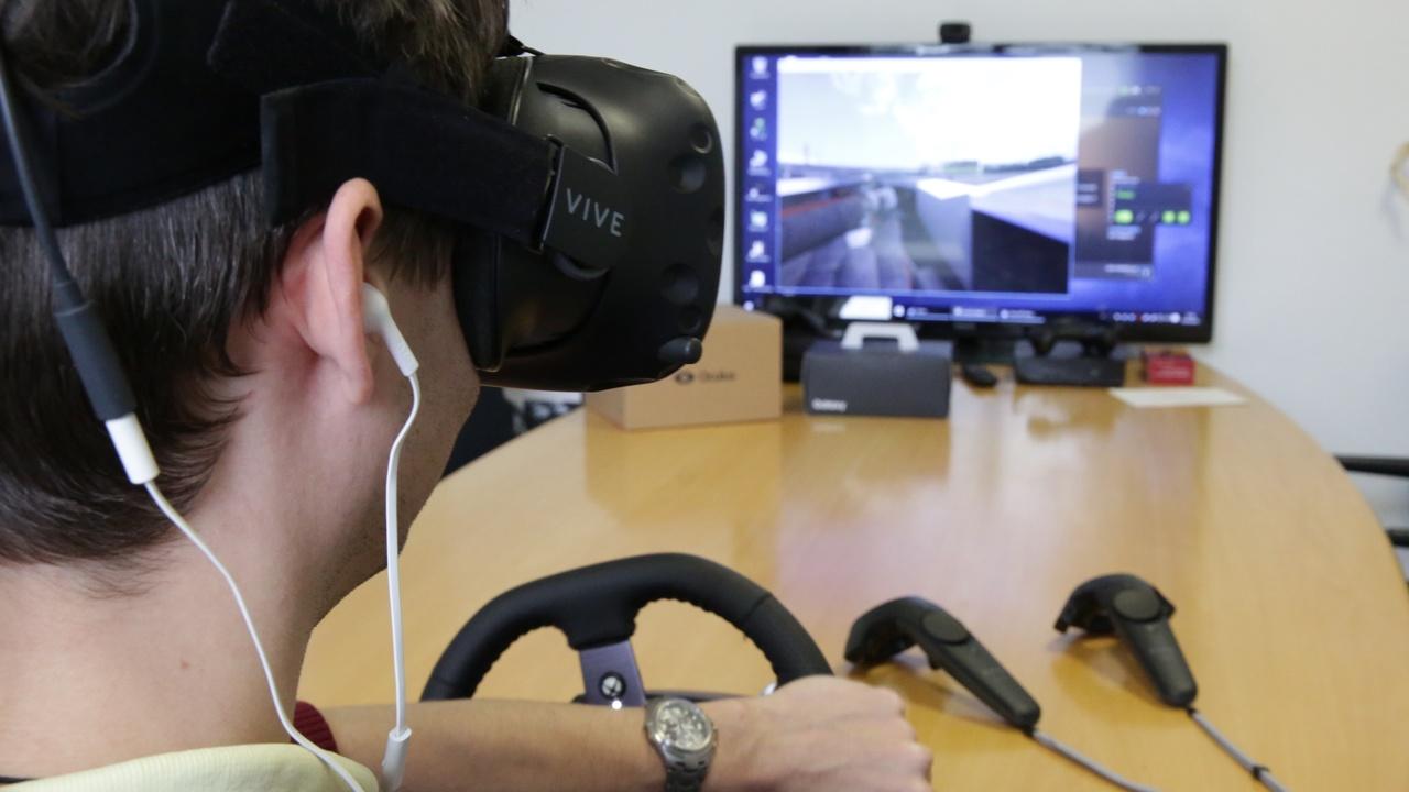 Live for Speed in VR: Mit der HTC Vive auf Bestzeit-Jagd