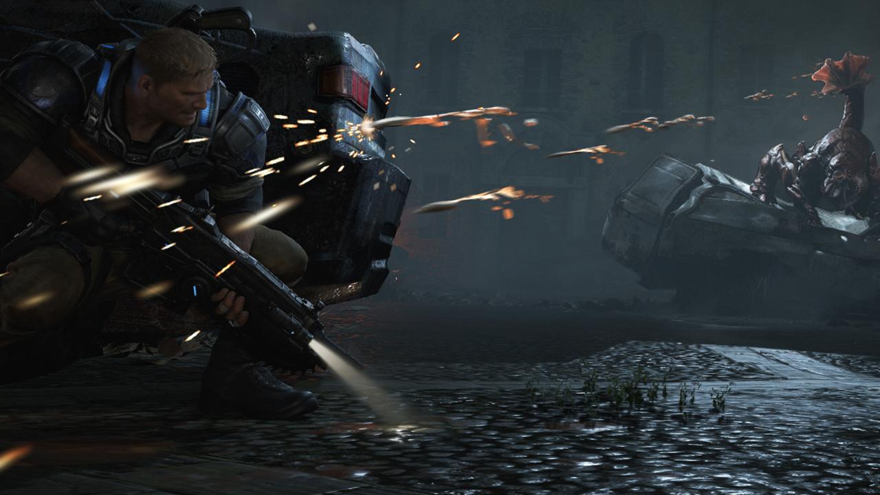 Erscheinungstermin: Beta-Test für Gears of War 4 ab 25. April für alle Nutzer