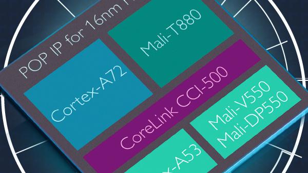 ARM: Zusammenarbeit mit TSMC für 7-nm-FinFET-Fertigung