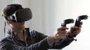 HTC Vive im Lesertest: Mehr Fliegengitter aber auch mehr Spaß als erwartet