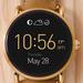 Fossil: Fitness-Tracker mit Knopfzelle und Edelstahl-Smartwatches
