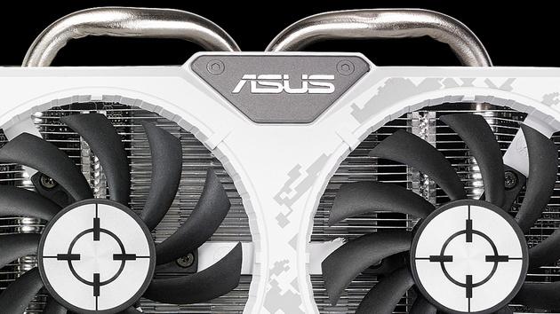 Asus Echelon GTX 950 Limited Edition: Limitierte GTX 950 mit weißem Kühler