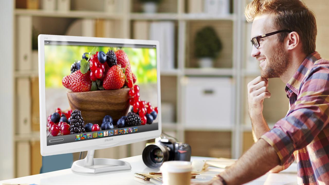 Jetzt verfügbar: Quantum-Dot-Monitor Philips 276E6ADSS kostet 309 Euro