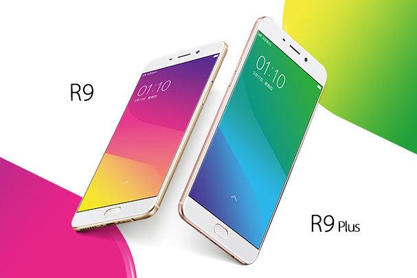 Oppo R9 und R9 Plus