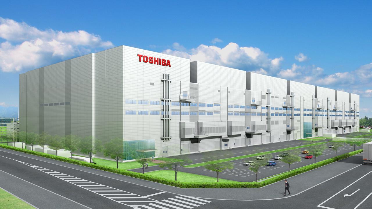Toshiba 3D-NAND: 3,2 Mrd. US-Dollar für neue Fertigungsanlagen