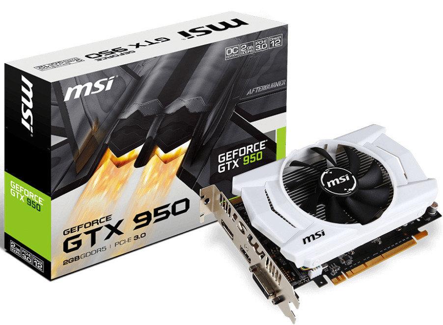 MSI GTX950 2GD5 OCV2