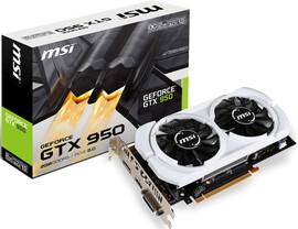MSI GTX950 2GD5 OCV3