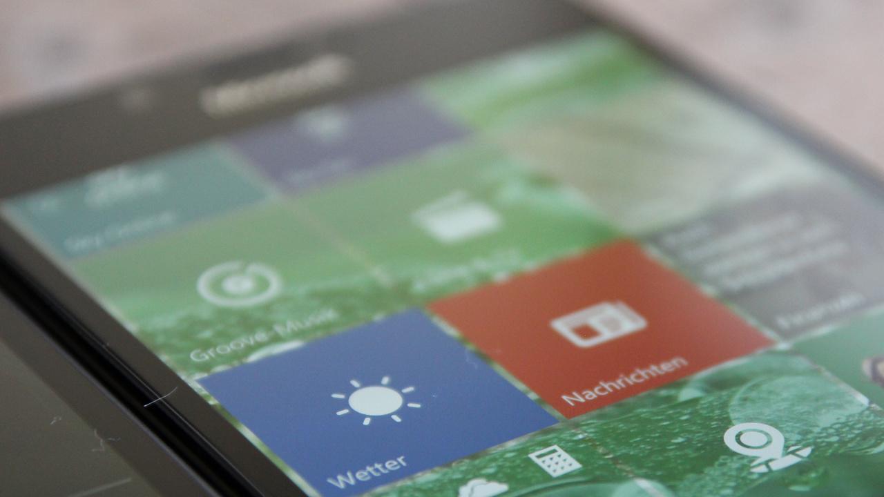 Windows 10 Mobile: Microsoft verteilt ein bisschen Update für Windows Phone 8.1