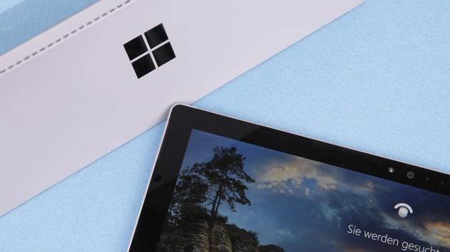 Angebot: Surface Pro 4 mit Core i5 und Type Cover für 999 Euro