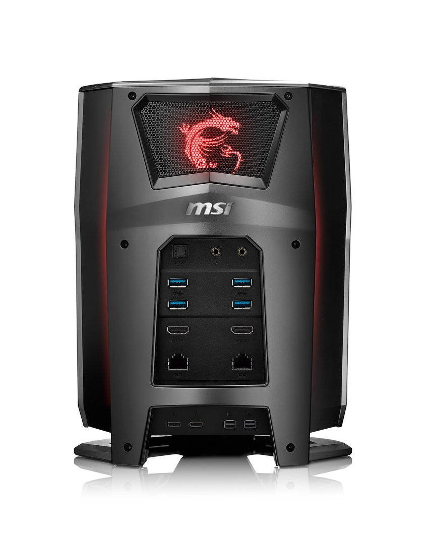 MSI Vortex G65 SLI