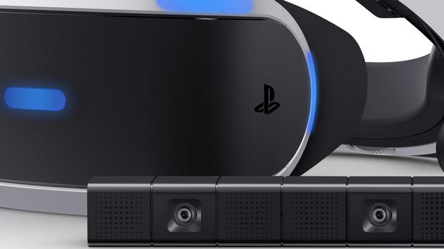 PlayStation VR: Bundle mit Kamera und Controllern für 500 US-Dollar