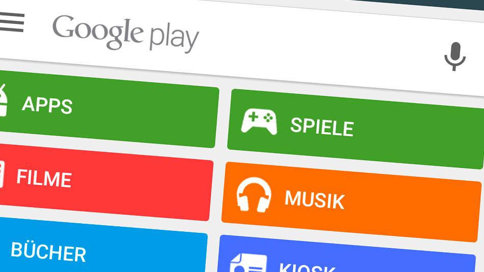 Vodafone: Bezahlung im Play Store über Mobilfunkrechnung möglich