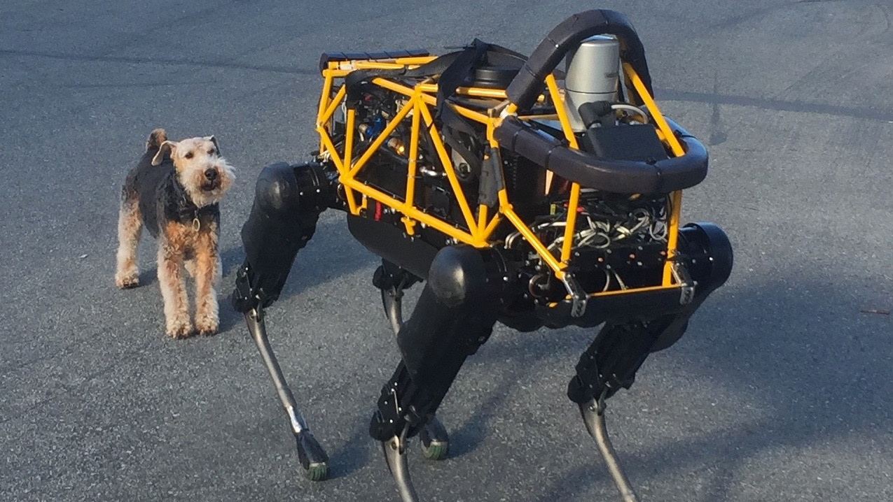 Boston Dynamics: Google will Roboterabteilung loswerden