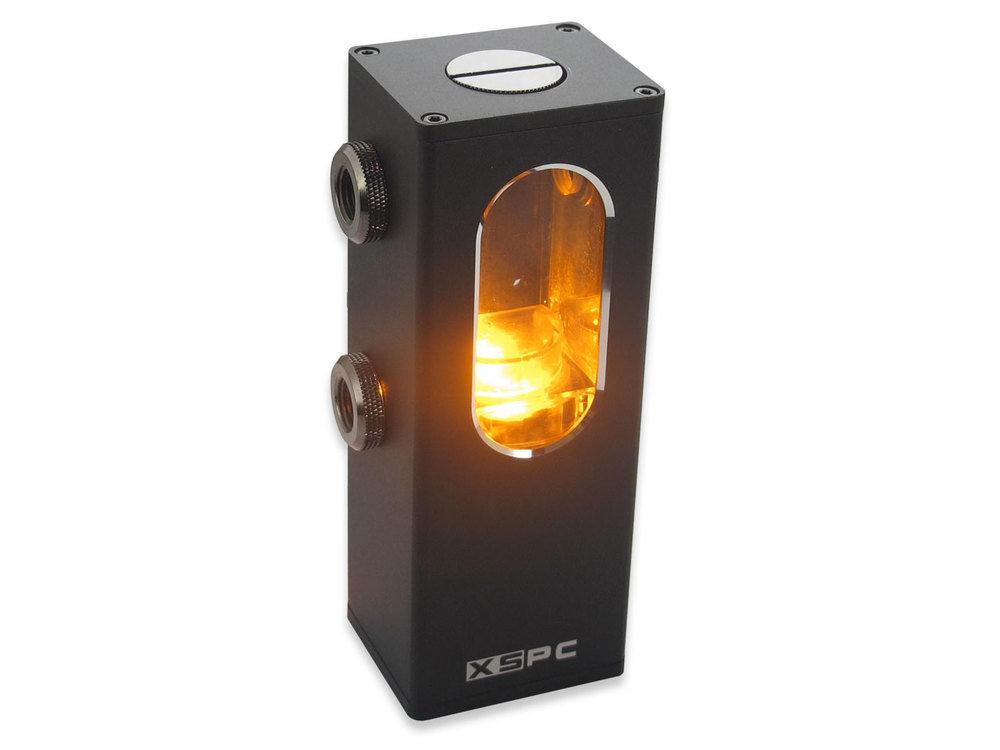 XSPC Ion Pumpen-Reservoir Kombination mit gelber Beleuchtung