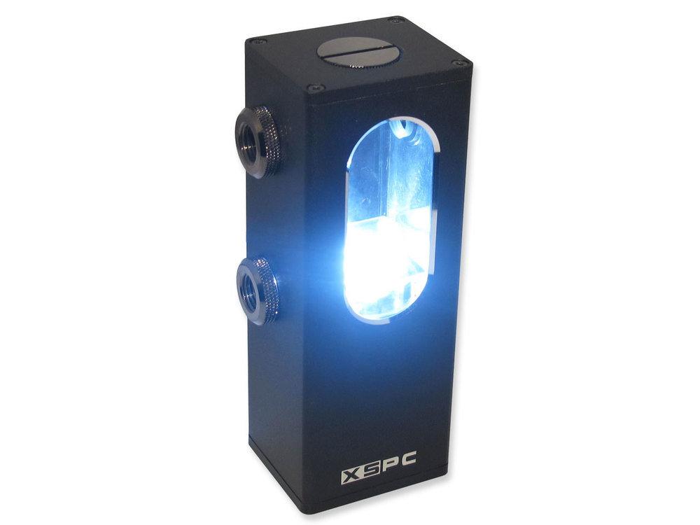 XSPC Ion Pumpen-Reservoir Kombination mit weißer Beleuchtung