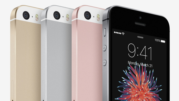iPhone SE: Apples neues 4-Zoll-Smartphone ab 489 Euro