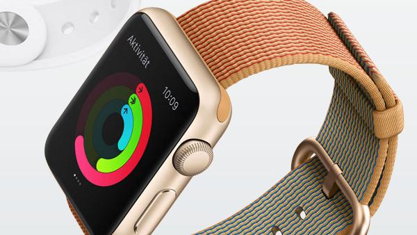 Apple Watch: Preissenkung um 50 Euro und neue Nylon-Armbänder