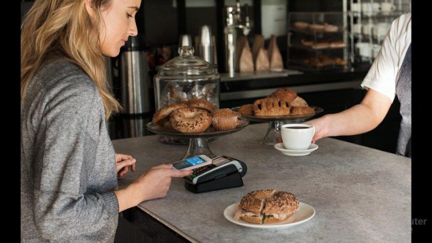 Apple Pay durch NFC