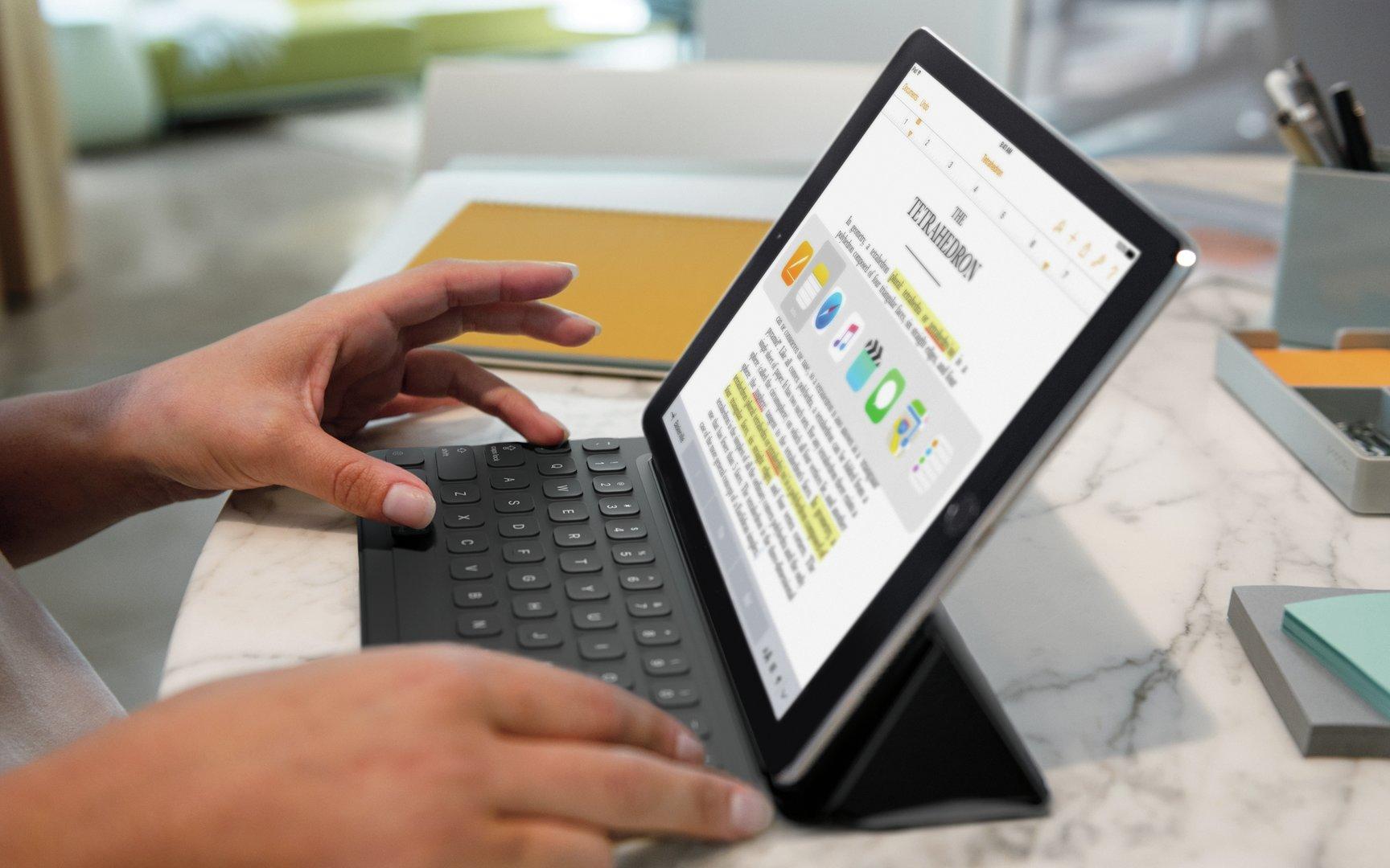 Apple iPad Pro mit 9,7 Zoll