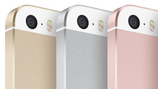 Kamera des iPhone SE steht nicht hervor