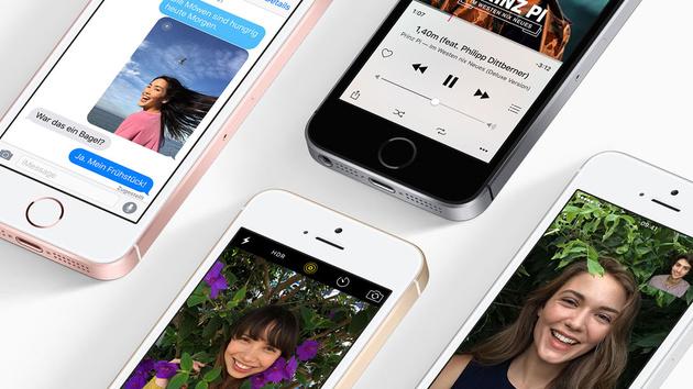 Kommentar: 5 Dinge, die das iPhone SE besser kann als das iPhone 6s