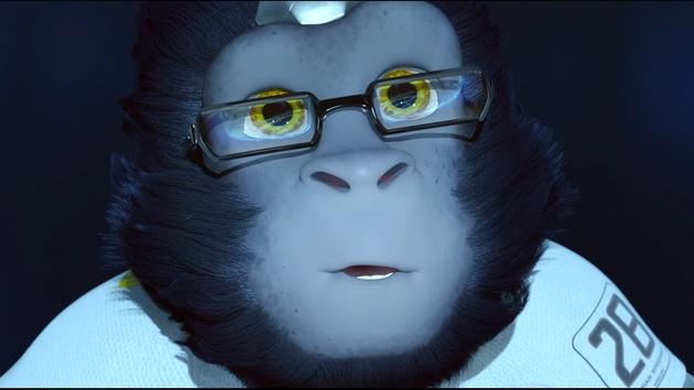 """Overwatch """"Recall"""": Kurzfilm zeigt Winstons Hintergrundgeschichte"""