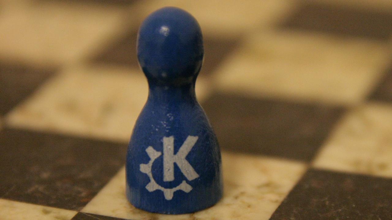 Linux: KDE-Oberfläche Plasma 5.6 mit Wayland Session