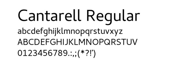 Neuer Font für Gnome 3.20