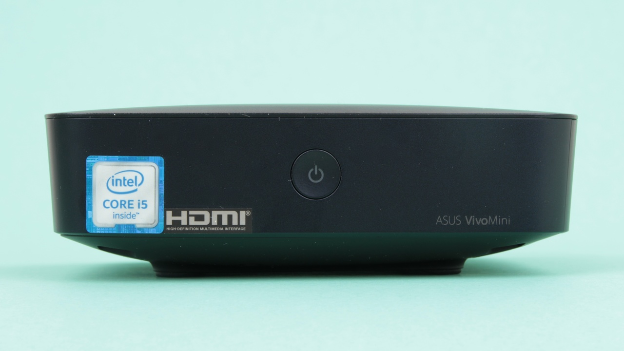 Asus VivoMini UN65 im Test: Konfigurierbarer Kleinst-PC glänzt dank Skylake in HEVC