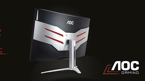 AOC AGON: Neue Monitorserie für Spieler mit zehn Modellen