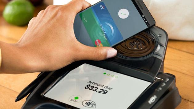Android Pay: Googles Bezahldienst startet im Vereinigten Königreich