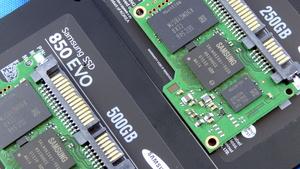 Samsung 850 Evo V2 im Test: 48-Layer-V-NAND macht die Empfehlung noch eindeutiger