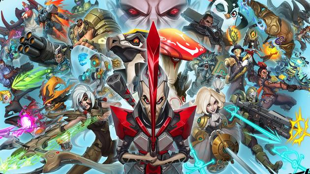 Termin: Offene Beta von Battleborn ab dem 8. April