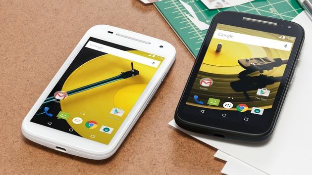 Jetzt verfügbar: Update auf Android 6.0 für das Moto E 2015