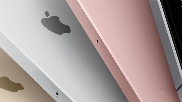 Jetzt verfügbar: iPhone SE und iPad Pro (9,7 Zoll) sind vorbestellbar