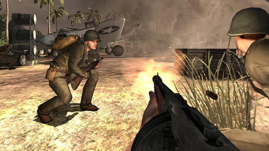 Gratisspiel: EA verschenkt Medal of Honor: Pacific Assault