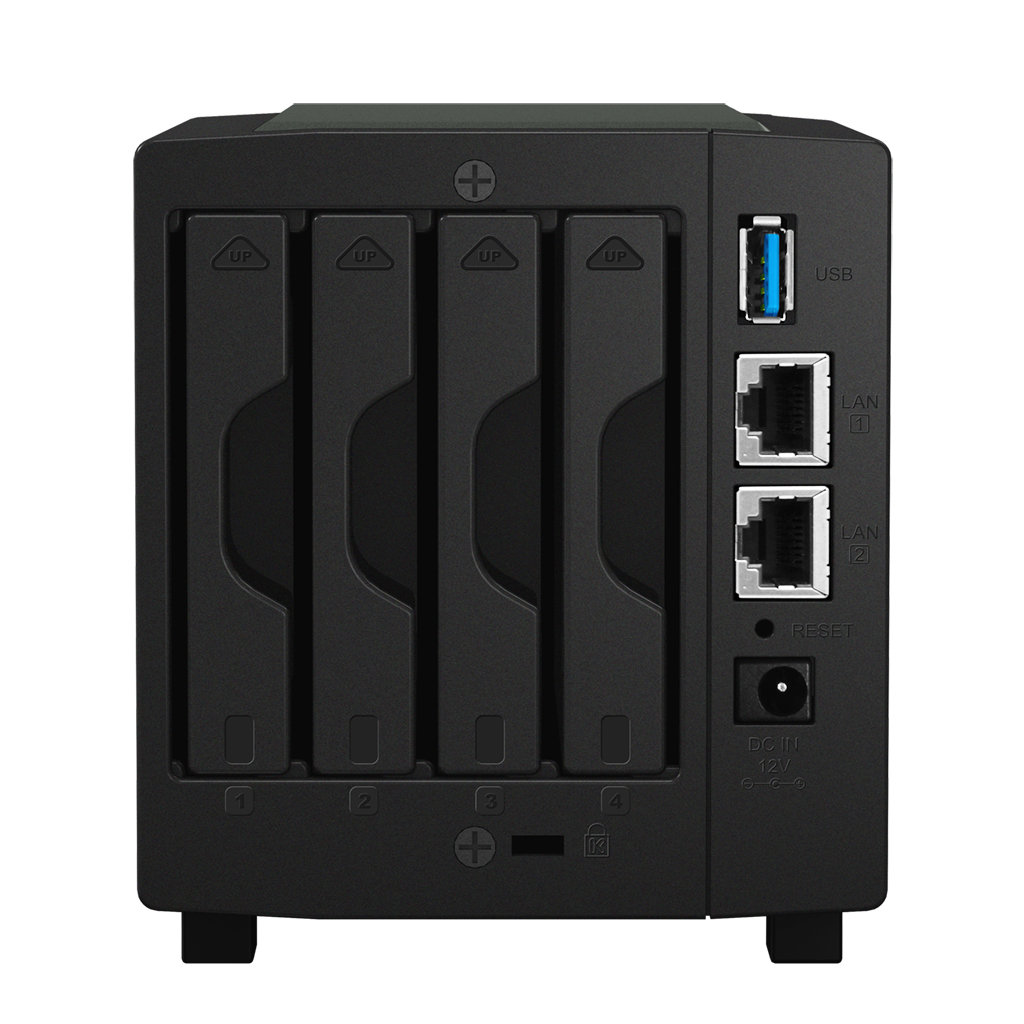 Synology DS416 slim