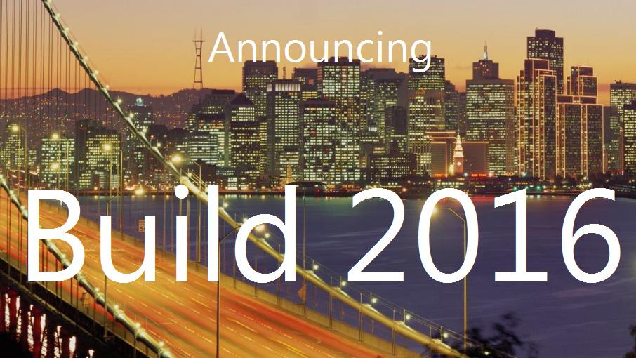 Entwicklerkonferenz: Keynotes der Build 2016 im Livestream verfolgen