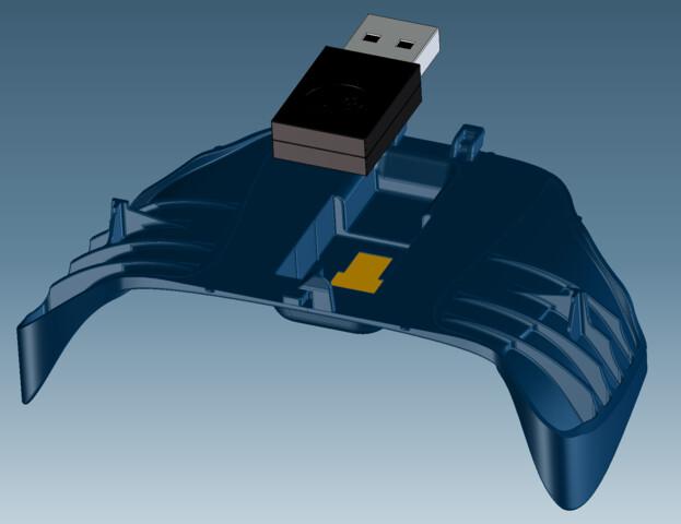 Valve macht Vorschläge zur Gestaltung des Batteriefaches