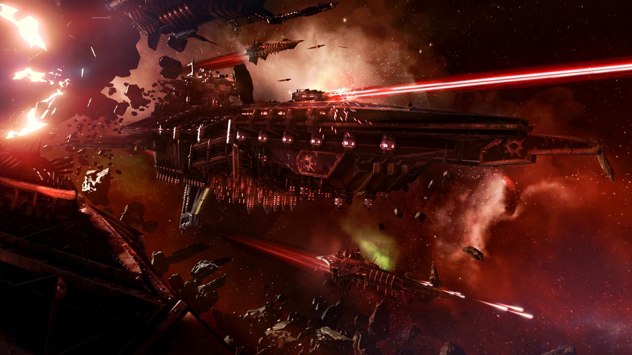 Verschiebung: Battlefleet Gothic: Armada erscheint erst im April