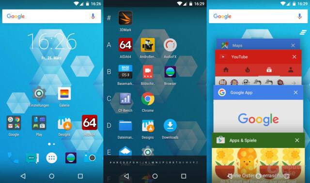 Cyanogen OS orientiert sich an Stock-Android