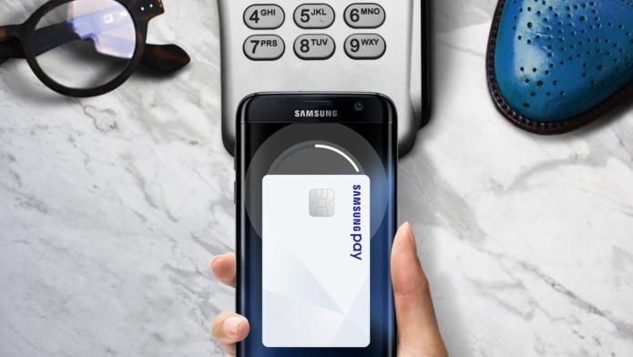 Samsung Pay: Bezahldienst ist in China verfügbar