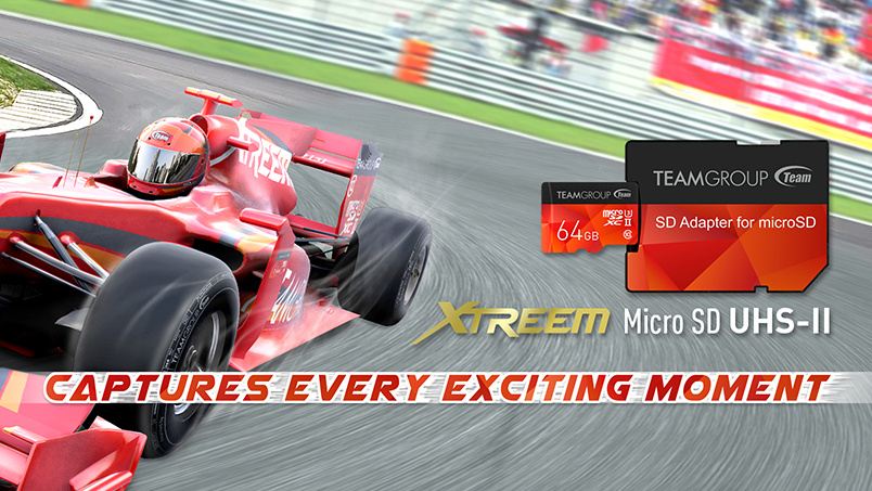 Team Group Xtreem: microSD-Karte mit 250 MB/s Lesen und 100 MB/s Schreiben