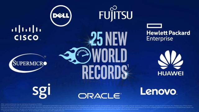 25 Weltrekorde für die neue Plattform
