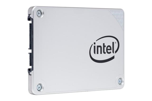 Intel SSD Pro 5400s 2,5 Zoll