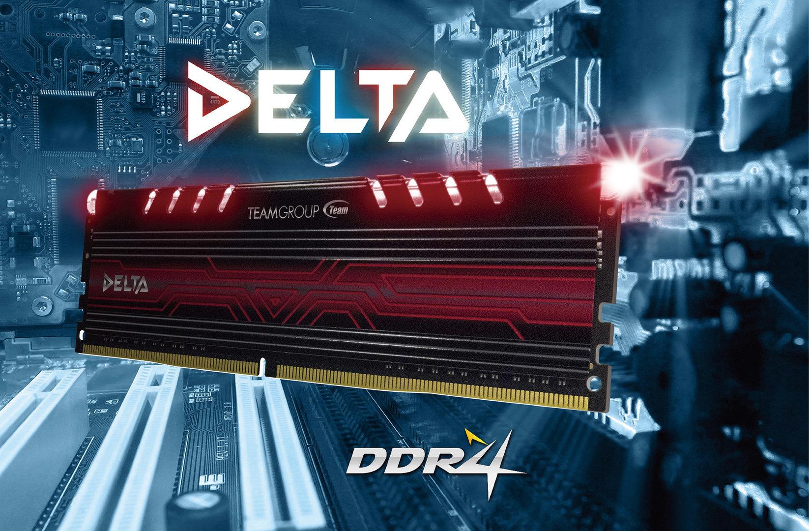 Team Group Delta