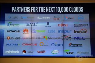 Partner für die Cloud-Offensive